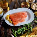 Что такое «дефростированная лосось»?
