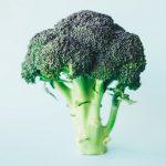 Едят ли кочерыжку брокколи?