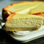 Чем заменить сыр Филадельфия в чизкейке?