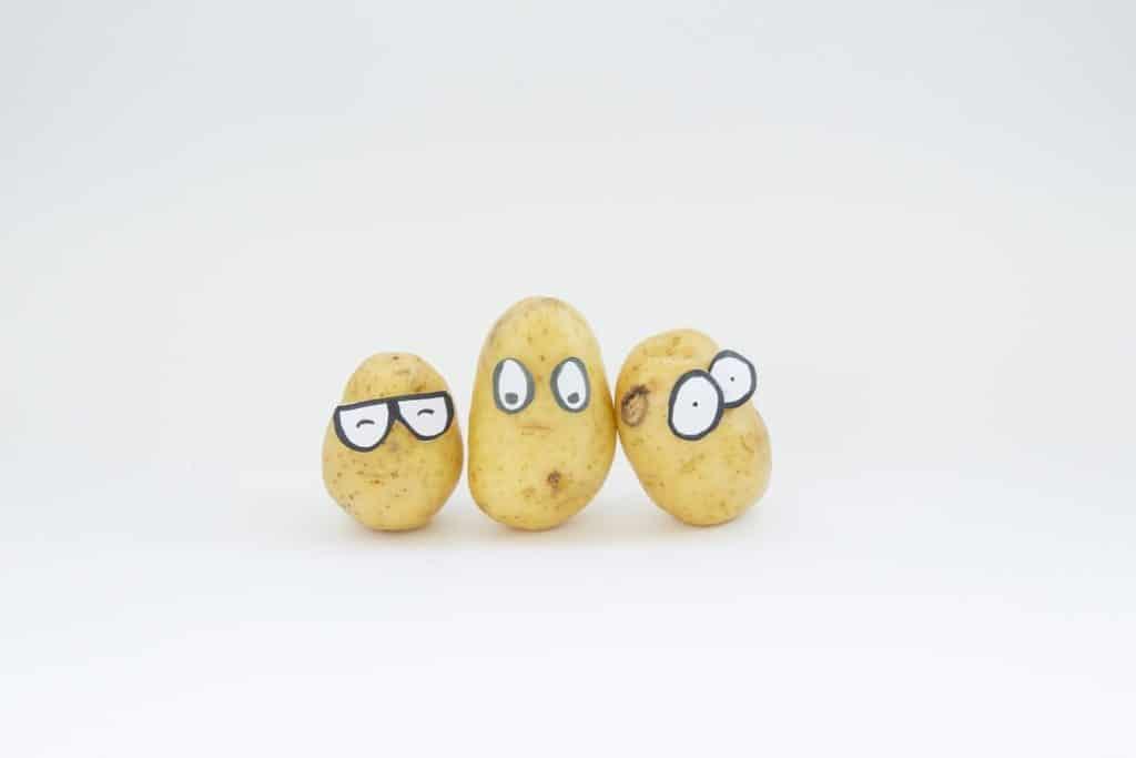 Как и для чего сульфитируют картофель?